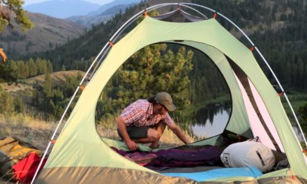 Camping Tips: Setting up a Base Camp