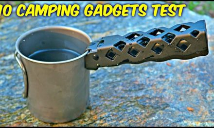 10 Camping Gadgets put to the Test – Part 5