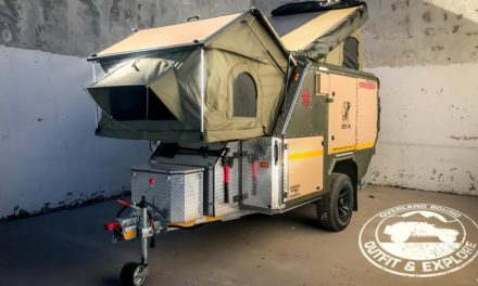 Conqueror Overland Adventure trailer Walk Around