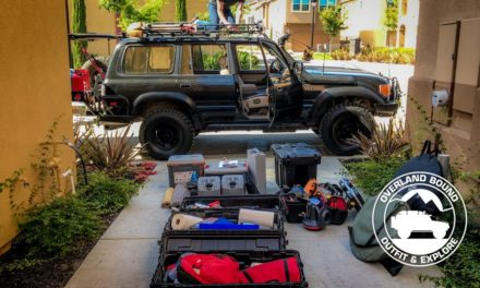 Overland Trip: What We Pack