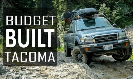Budget Built Overland Tacoma Rig Walk Around!