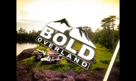 Bold Overland S2 E2 Upper Peninsula of Michigan: Waterfalls and Wheeling
