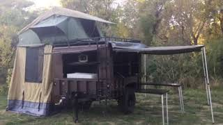 Expedition Supply M11 Adventure Trailer by Access mfg