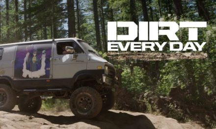 Racing a Groovy '70s Van in the Gambler 500 – Dirt Every Day Ep. 68