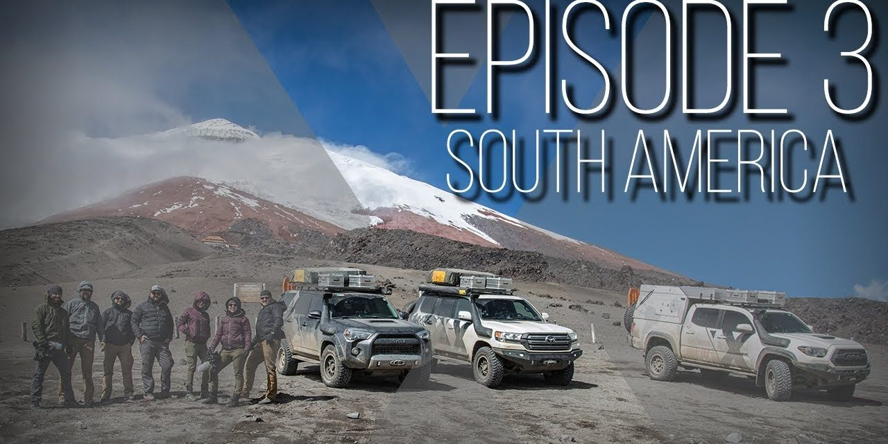 Expedition Overland: South America Ep3 S3