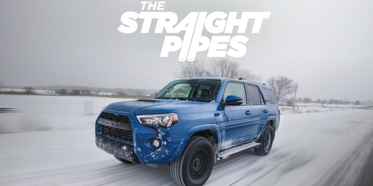 2018 Toyota 4Runner TRD Pro Review – SUV Done Right