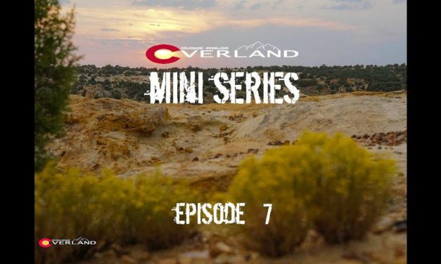 COVERLAND – OVERLAND MINI SERIES EP 7- HELL TO  THE 4 CORNERS