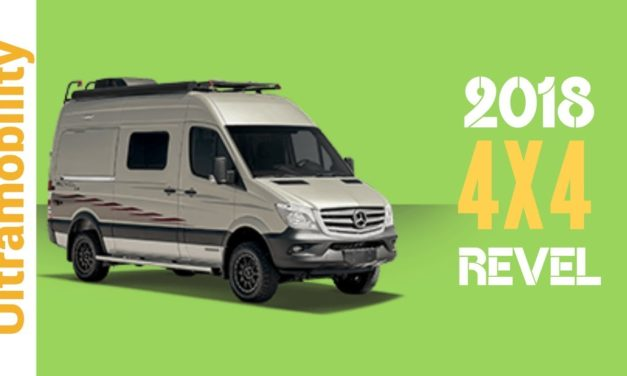 2018 Winnebago Revel Review | 4×4 4 Season Short Sprinter Camper Van