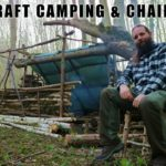 Wild Bushcraft Camping & Bushcraft Chair Build