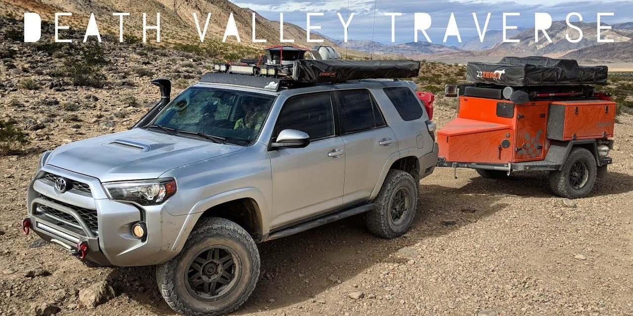 Death Valley Traverse / Full Time Overland EP04