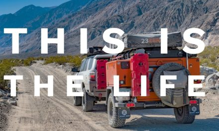 Death Valley this is the LIFE! / Full Time Overland EP05